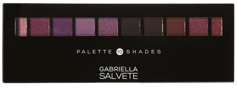 Gabriella Salvete Eyeshadow Palette 10 Shades 12g 05