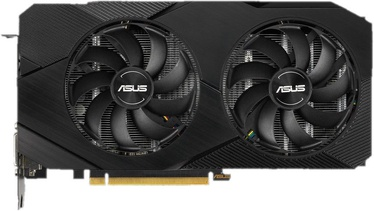 Asus Dual GeForce GTX 1660 Ti Advanced 6GB GDDR6 PCIE DUAL-GTX1660TI-A6G-EVO