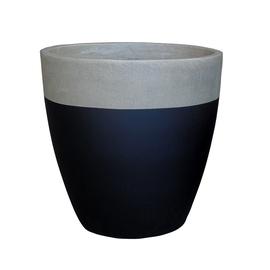 Вазон Domoletti RP18-045_M, черный