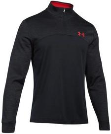 Under Armour Shirt Fleece 1/4 Zip 1286334-005 Black S