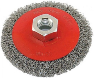 Ega Steel Rotary Brush 115mm