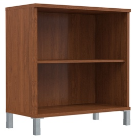 Skyland Born B 410.1 Office Shelf 90x92x45cm Walnut