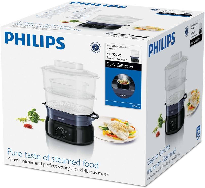 Tvaika katls Philips Daily Collection HD9116/90