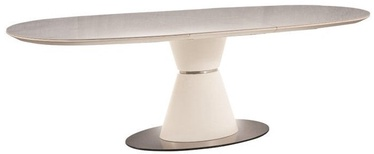 Signal Meble Table Enigma Ceramic White 160x90cm