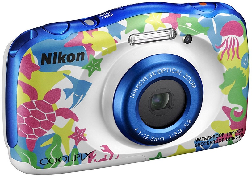 Nikon Coolpix W100 Multicolor