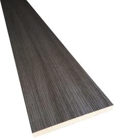 Uksepiida laiendus Belwooddoors, 209 cm x 10 cm x 1.1 cm