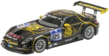 Minichamps Mercedes-Benz SLS AMG GT3 Black/Yellow