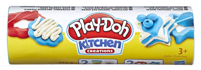 Hasbro Play-Doh Kitchen Creations Cookies E5100