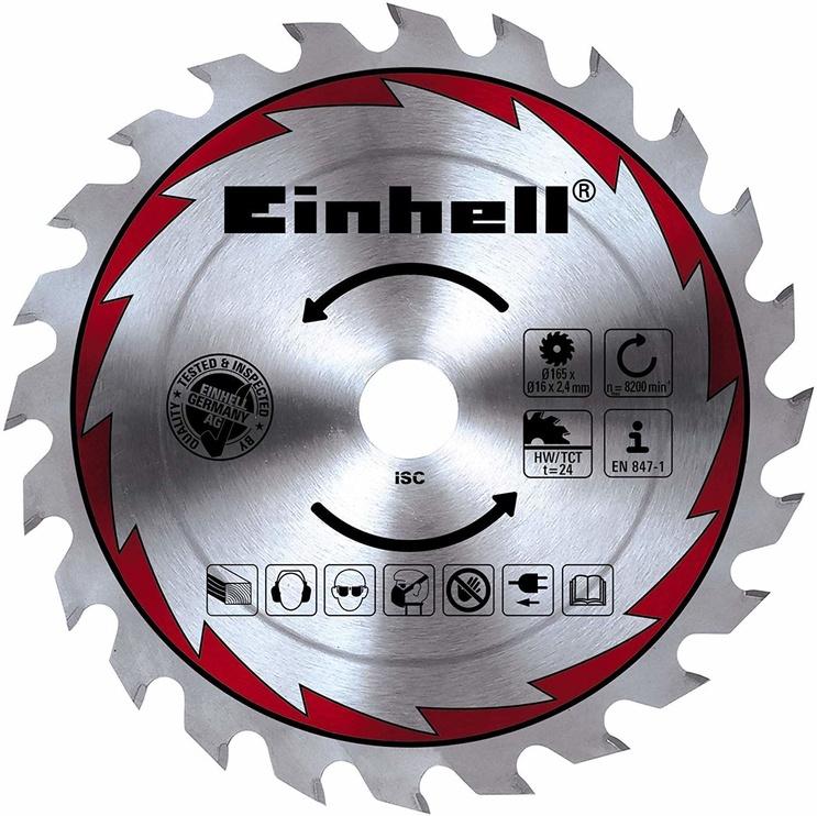 Einhell Circular Saw TE-CS 165