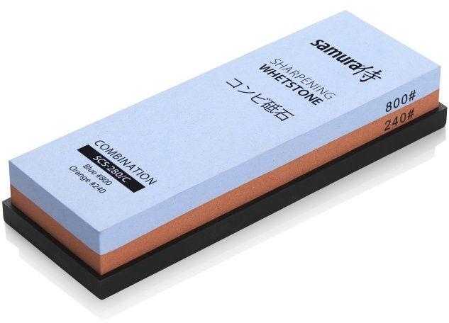 Samura Sharpening Whetstone Combination 240/800