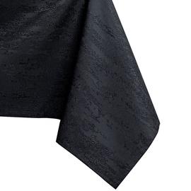 Скатерть AmeliaHome Vesta HMD Black, 140x180 см