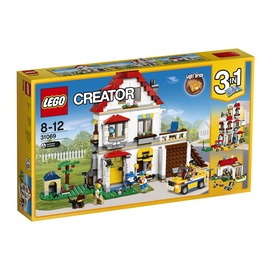 Konstruktor LEGO Creator Modular Family Villa 31069