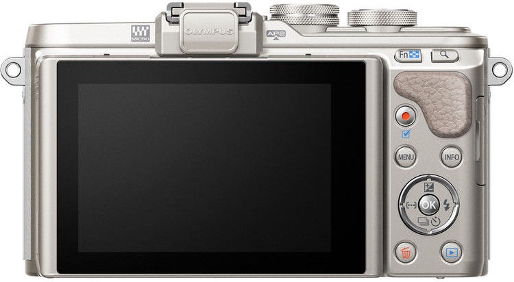 Olympus PEN E-PL8 + 14-42mm White