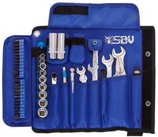 SBV Tools Basic Motorcycle Toolset 60pcs