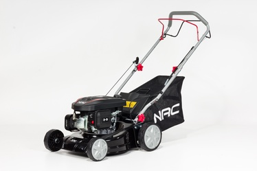 Benzīna zāles pļāvējs NAC LS40-150-LI, pašgājējs, 40 cm