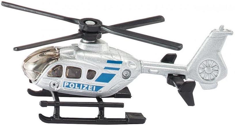 Siku Police Helicopter 0807