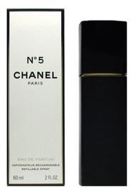 Kvapusis vanduo Chanel No. 5 60ml EDP Refillable