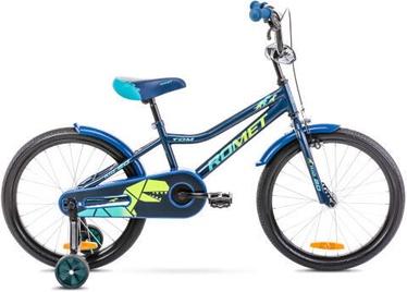 Bērnu velosipēds Romet Tom 10'' 20'' Blue/Green