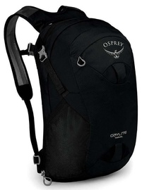 Osprey Backpack Daylite Travel Black