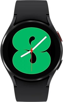 Nutikell Samsung Galaxy Watch 4 40mm, must