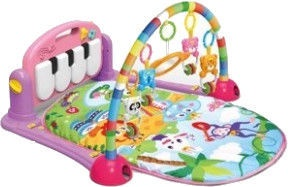 Niveda 3in1 Multifunction Educational Interactive Mat with Piano for girls