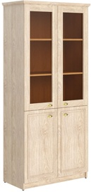 Skyland Office Cabinet RHC 89.2 Oak Devon