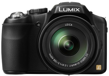 Panasonic DMC-FZ200 Black