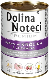 Dolina Noteci Premium Rabbit 400g