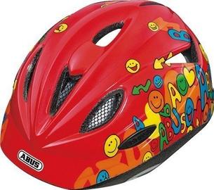 Abus Rookie Helmet Red S