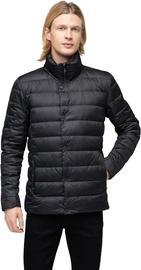Audimas Lightweight Puffer Down Jacket Black L