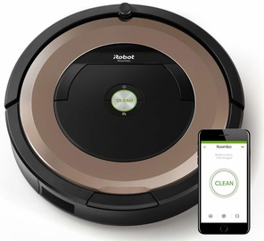 iRobot Vacuum Cleaner Roomba 895 Black