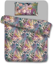 Gultas veļas komplekts AmeliaHome Averi, daudzkrāsains, 155x220/80x80 cm
