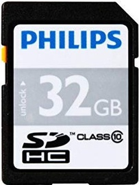 Philips 32GB SDHC UHS-I Class 10 FM32SD45B