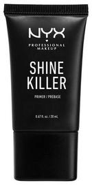 Maskuojanti priemonė NYX Shine Killer, 20 ml
