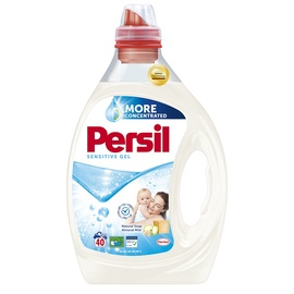 Skalbimo gelis Persil Sensitive, 2 l