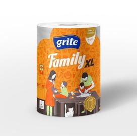 Popierinis rankšluostis Grite Family XL, 2 sl.