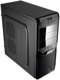 Aerocool V3X Mid Tower Case Black