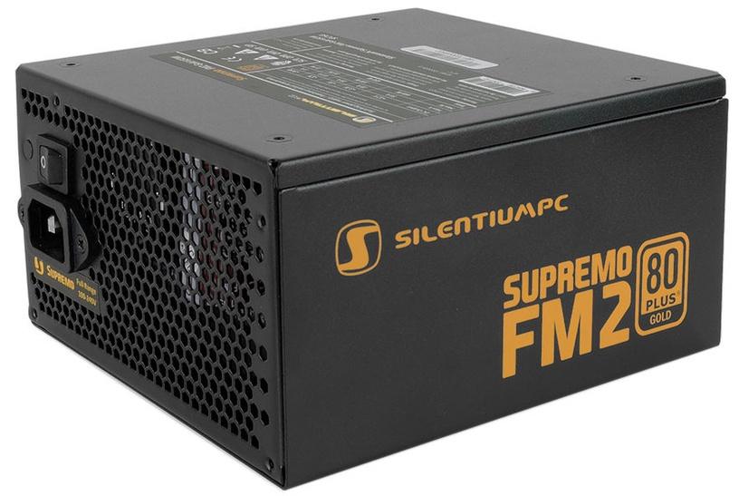 SilentiumPC Supremo FM2 Gold 650W