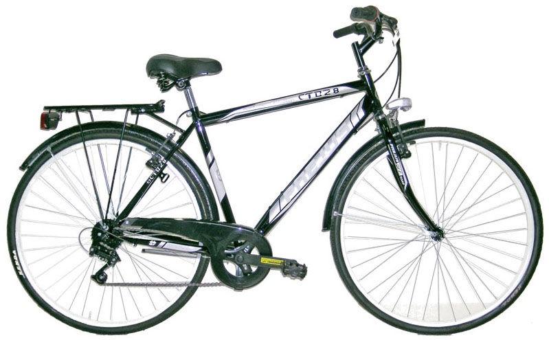 165db1e7b50 Jalgratas Frejus City 28