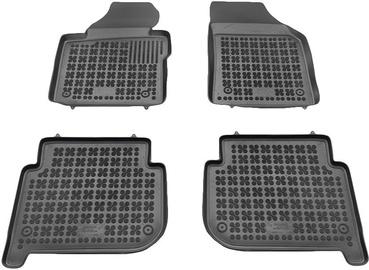 Gumijas automašīnas paklājs REZAW-PLAST VW Touran II 2010-2015, 4 gab.