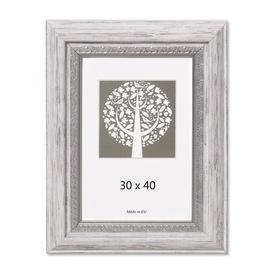Nuotraukų rėmelis Natali, pilkas, 30 x 40 cm