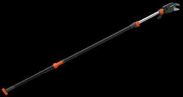 Genėtuvas Gardena Starcut 410 Plus, su teleskopiniu kotu, 32 mm