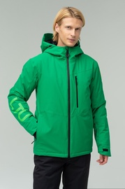 Audimas Men Ski Jacket Green M
