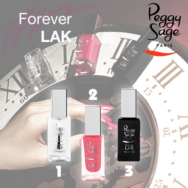 Peggy Sage Forever Lak Top Coat 11ml
