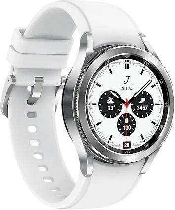 Nutikell Samsung Galaxy Watch4 Classic 42mm, hõbe