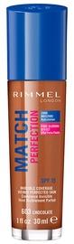 Rimmel London Match Perfection Foundation SPF20 30ml 603