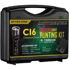Карманный фонарик Nitecore CI16