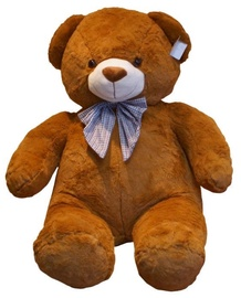 Axiom Teddy Bear Sitting 80cm Brown