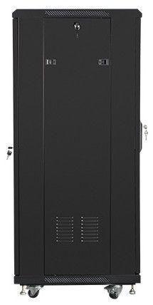 """Серверный шкаф Lanberg Rack Cabinet 19"""" 27U FF01-6627-12B"""