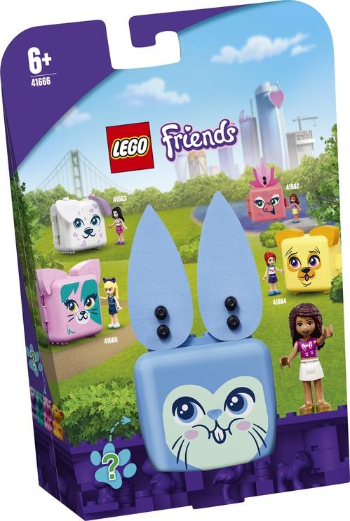 Constructor LEGO Friends Andreas Bunny Cube 41666